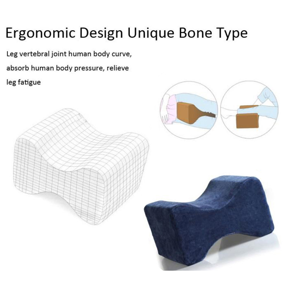 Home Wider Ouneed Clip Leg Pillow Foot Pillow Memory Foam Rubber MATS Use Legs Drop Shipping