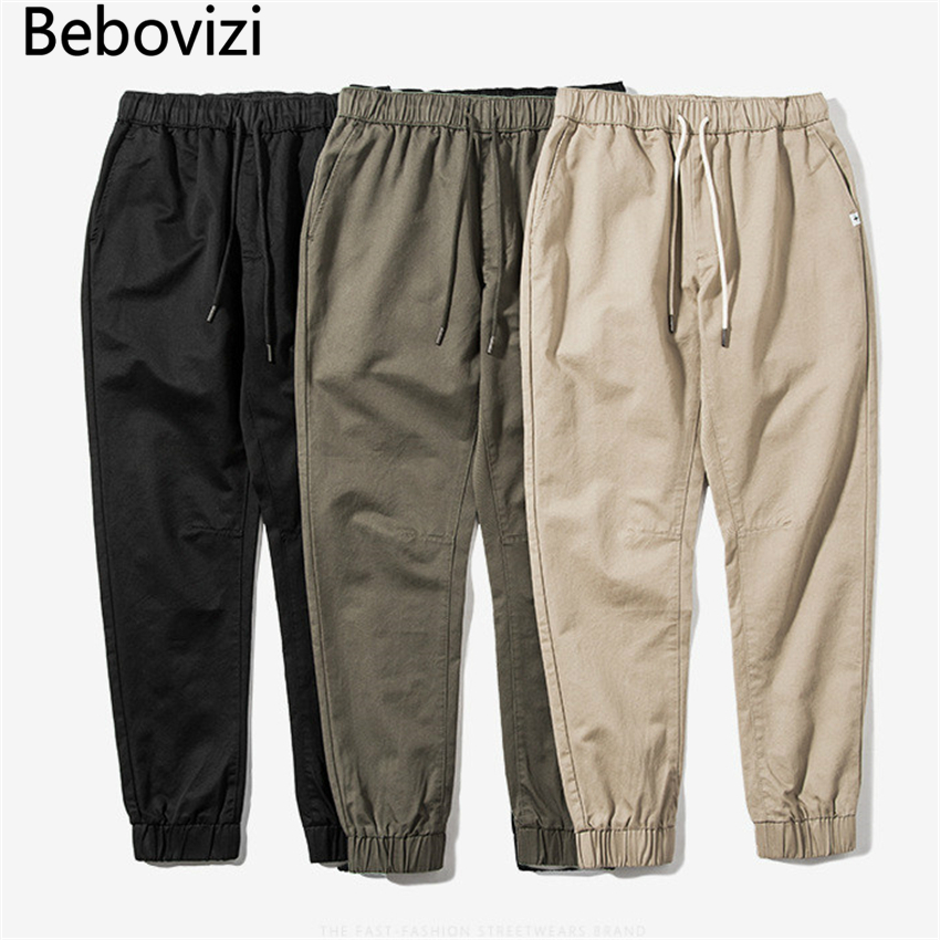 64e407e0547 Bebovizi Brand Streetwear Hip Hop Full USD Printing Pants Fashion Men Cool  Joggers Pants Skateboard Trousers Sweatpants