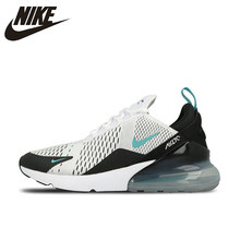 Nike Air Max 270 Running Shoes For Men Sport Outdoor Sneakers Comfortable Breathable For Men AH8050-001 EUR Size(China)