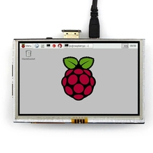 5 inch LCD HDMI Touch Screen Display TFT LCD Panel Module 800*480 for Banana Pi Raspberry Pi 2 Raspberry Pi 3 Model B / B+