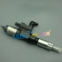ERIKC 5500 Inyector de Common Rail de alta calidad 0950005500 (8-97367552-1) y Auto Inyector de bomba de combustible 095000-5500 (8973675521)