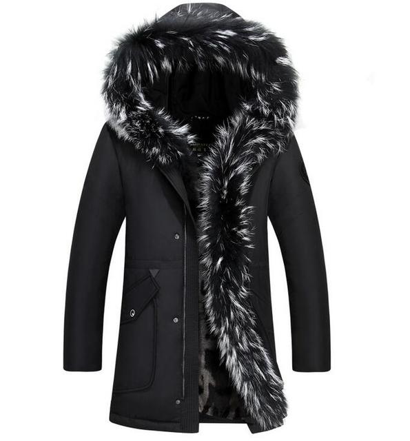 2017 Fashion Men Winter Jackets Brand clothing wellensteyn jacket winter coat men winter jacket men coats Couple winter clothes in Down Jackets from