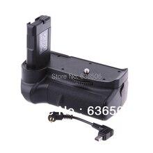 Dslr Vertical Multipower câmera bateria para Nikon D3100 D3200 D3300