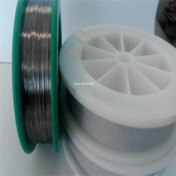 Pure tungsten wire ,Ultra thin, fine tungsten wire W1 W>99.96%  wire diameter of 0.2mm ,1kg wholesale price,free shipping