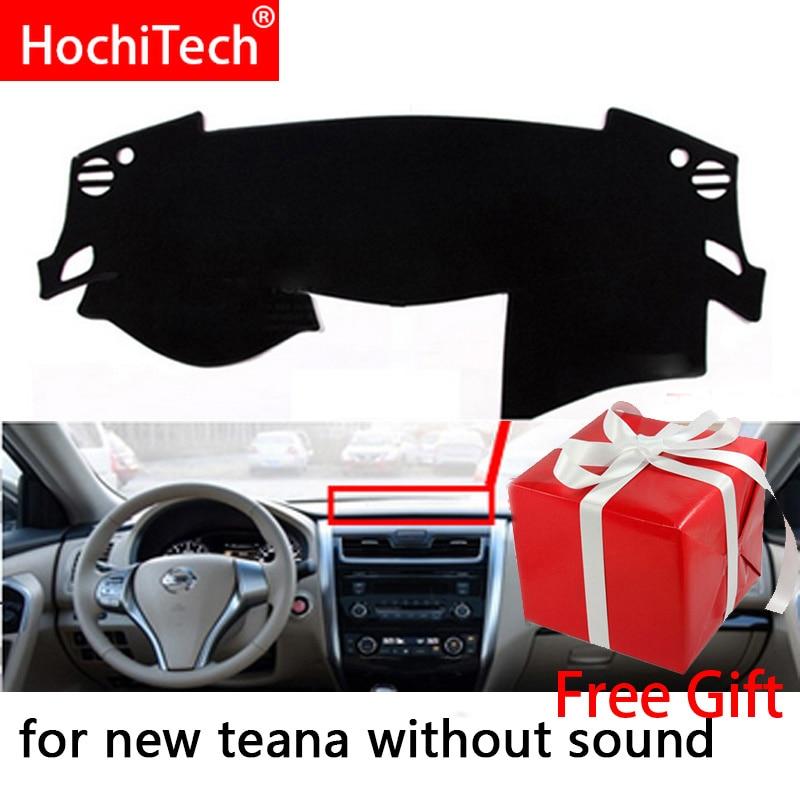 Для Nissan Teana Altima L33 2013 2018, чехлы для приборной панели автомобиля правой и левой рукой, коврик, тент, подушка, коврики, аксессуары|Лепнина для интерьера|   | АлиЭкспресс