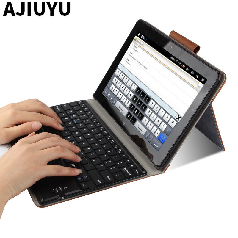 Case For Lenovo ThinkPad 10 <font><b>Keyboard</b></font> <font><b>Bluetooth</b></font> With PU Cover Protective Protector Leather <font><b>Tablet</b></font> PC ThinkPad10 Case 10.1 inch