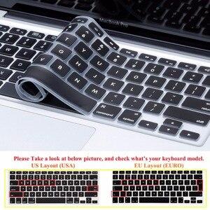 Image 5 - Etui na laptopa do Apple MacBook Air Pro Retina 11 12 13 15 16 etui na nowy MacBook Air 13.3 Pro 13.3 15.4 cala + obudowa klawiatury