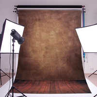 5x7Ft Vinyl Abstract Brown Photography Backdrop Cloth High Quality Background For Studio Photo Props