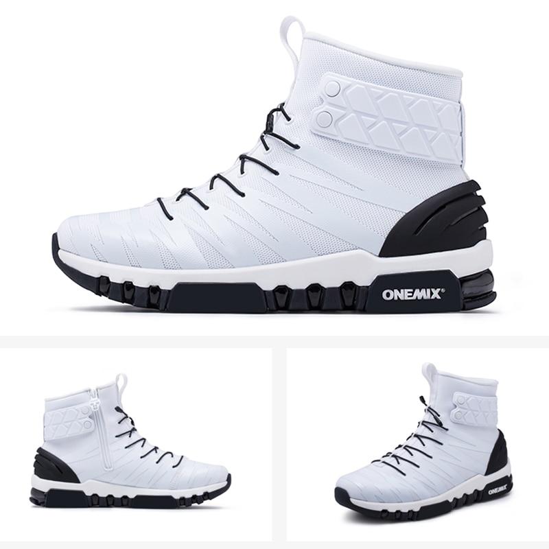 ONEMIX hommes femmes bottes entier paume Air décontracté extérieur 97 Trekking Sport Fitness baskets Max 12 - 2