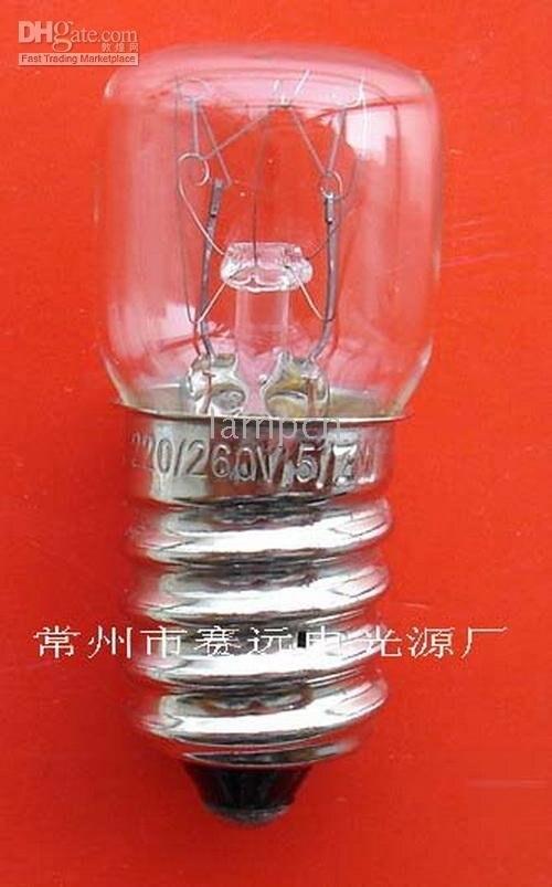 220v 5 / 7w a085 NOVINKA! miniaturní lampa e14 16x40