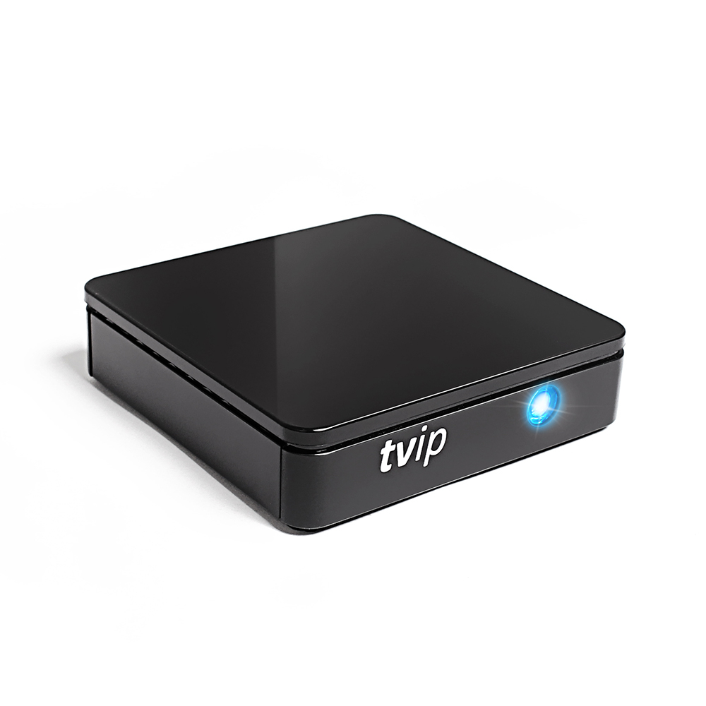 10 Pcs Mini TVIP 410 412 Box Amlogic Quad Core 4GB Linux Android 4.4 Dual OS Smart TV Box H.265 Airplay DLNA 250 254 Free Ship 5pcs anewkodi mini tvip 410 412 box amlogic quad core 4gb linux android 4 4 dual os smart tv box h 265 airplay dlna 250