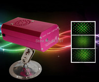 130mW Mini Laser Projector DJ Disco Light Stage R G Party Laser Lighting Show PUB Bar