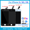 10 Pcs Tested 4 7inch Phone Pantalla For IPhone 5S 5C 5 LCD Display Touch Screen