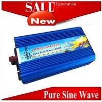 Digital Display Solar Power Inverter 1500w Home Inverter 3000W Peak Off Grid Pure Sine Wave Inverter