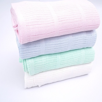 Bamboo Cotton Baby Blanket,soft Solid Newborn Infant Swaddling Towel Receiving Blankets 200*170cm