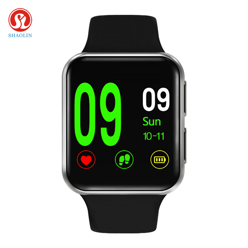 New smart watch sport smartwatch clock for apple iphone 5 6 6s 7 8 X plus for samsung honor 3 sony 2 new lf17 smart watch