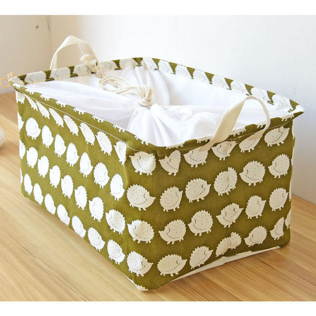 Dirty Clothes Laundry Basket Large Canvas Organizer Box Storage Container Organizer Householder Bag New Patterns Fabric & Dirty Clothes Laundry Basket Large Canvas Organizer Box Storage ...