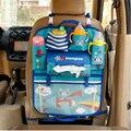 Nuevo diseño de Coches de Dibujos Animados Bolsa de Mamá Bolsa de Viaje Del Asiento de Coche Organizador Del Pañal Del Bebé Con Aislamiento Térmico Bolsas Bolsa Maternidade Para Bebe
