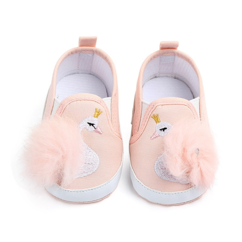 Baby Girls Shoes Toddler Infant First Walkers For Newborn Spring Soft Sole Non-Slip Cotton Shoes Sneakers Y13