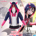 Yazawa Nico Cosplay Lovelive Love Live Anime Unawakened Unidolized Devil Koakuma Uwowo Demon Costume