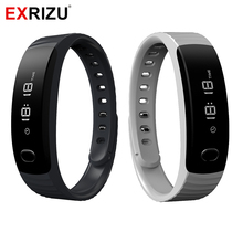 EXRIZU H8 Smart Band Sport Bracelet Health Wristband Pedometer Fitness Tracker Sedentary Sleep Monitor Smartband for