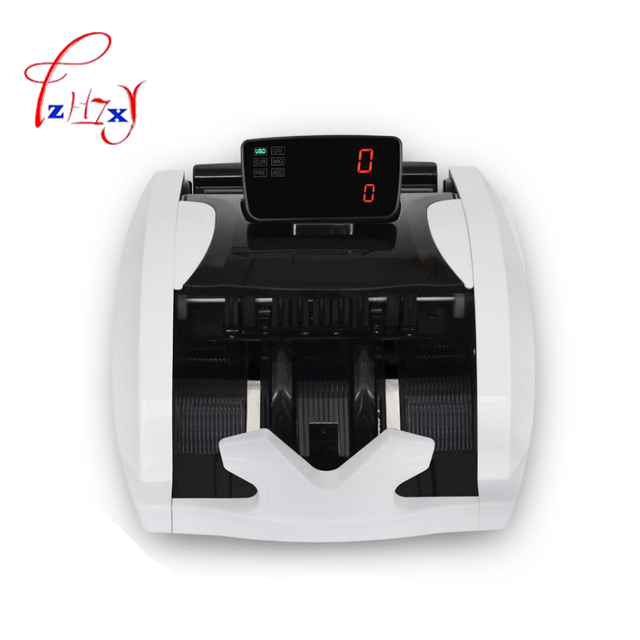 Money Counting Machine Currency counter Counterfeit Detector UV MG Cash Bank Detector FT-2050  110V 220V