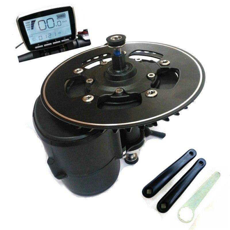 Czujnik momentu hamowania nożnego Tongsheng Tsdz2 zestaw Ebike konwersja DIY silnik średni 36v elektryczny silnik rowerowy