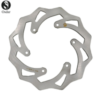 Motorcycle Brake Disc Rotor Rear For KTM EXC LC4 ADVENTURE LC4 EGS MX SX F SX