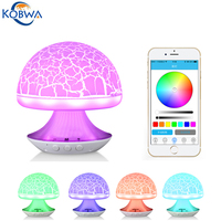 Colorful Bluetooth Speaker Outdoor Wireless LED Lamp HD Music Player USB Surround Sound Woofer 4000mAH
