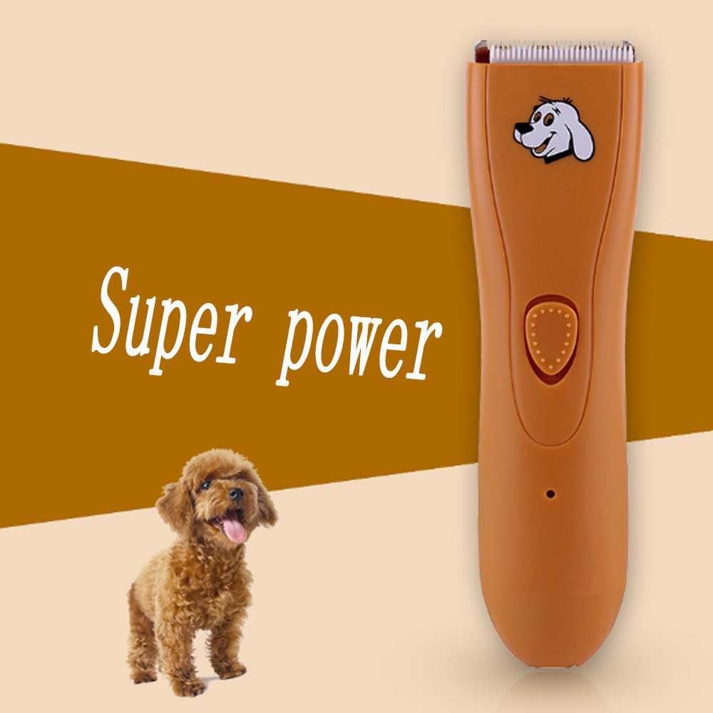 Pet shaver charging electric clippers dog electric fader pet shaver charging electric clippers dog electric fader