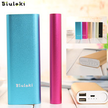 Original Power Bank 16000mAh Portable Charger Power Bank 18650 External Battery Bank 16000 For iPhone 6 for Xiaomi Phones