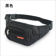 Bolso Cintura Fanny Pack Chest Bag For Men Man Nylon Material Waist Hip Bum Belt Bags New Casual Multi-Color Choice Hot
