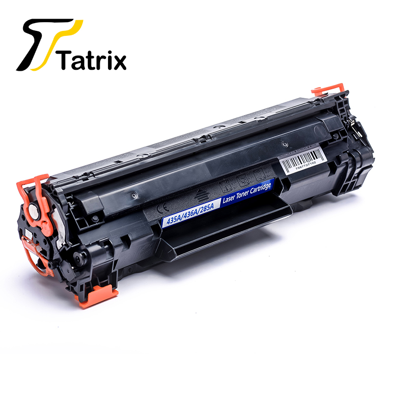 For HP 35A 36A 85A Toner Cartridge CB435A CB436A CE285 For HP P1002 P1003 P1004 P1005 P1006 P1009 M1522 P1505 M1130 Printer