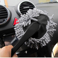 Tiptop 1pc Multifunctional Car Duster Cleaning Dirt Dust Clean Brush Dusting Tool NOV3