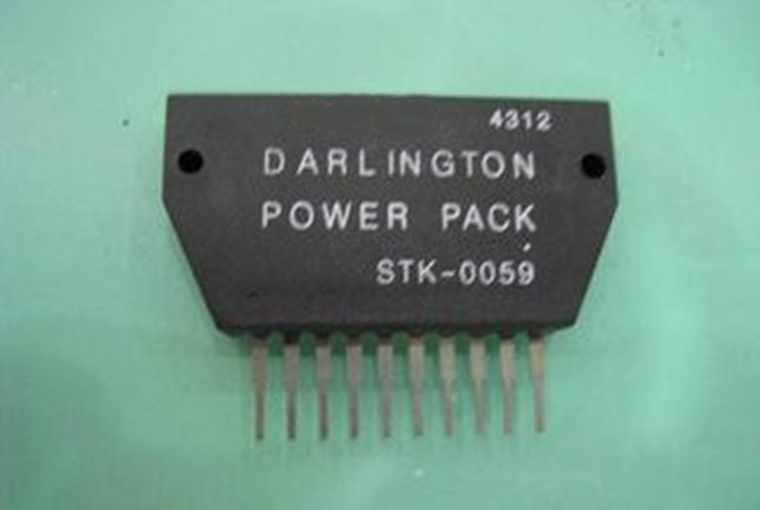 STK392-570 New Replacement IC Audio Amplifier Integrated Circuit