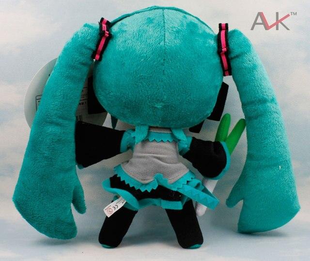 Аниме плюшевая игрушка Хацуне Мику 24 см 2