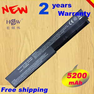 HSW 6cells Laptop Battery For Asus X301A X301U X401 X401A X401U X501 X501A X501U A31-X401 A32-X401 A41-X401 A42-X401