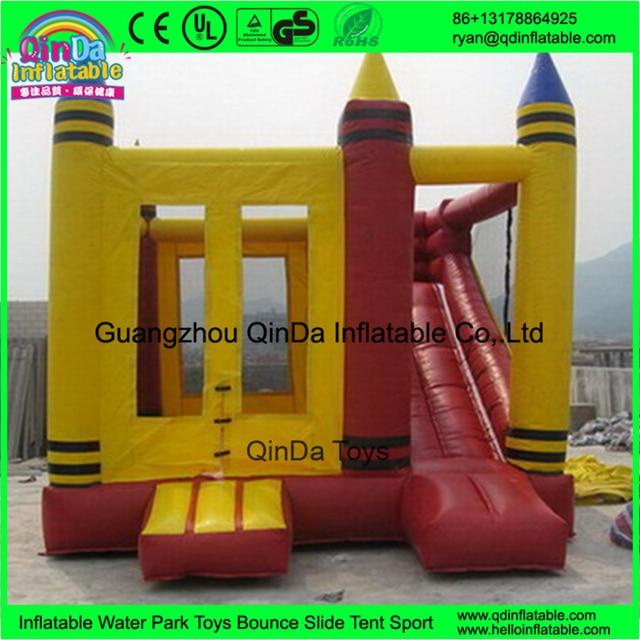 Дешевые надувные вышибалы для взрослых/гуанчжоу надувной горкой прыжки замки с ценами