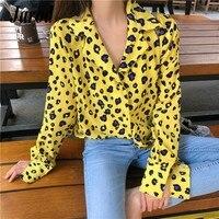 9a4e1b3a990 Blouse Print Leopard Laagste prijs