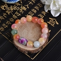 Fashion Colorful Natural Stone Bracelet Lap Bracelets Jewelry Charm Beads Gifts Diybeads