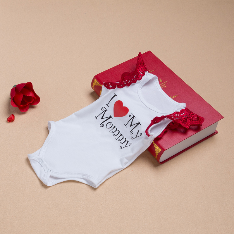 New Fashion Baby Girl Outfits Baby Bodysuits Sleeveless Jumpsuit