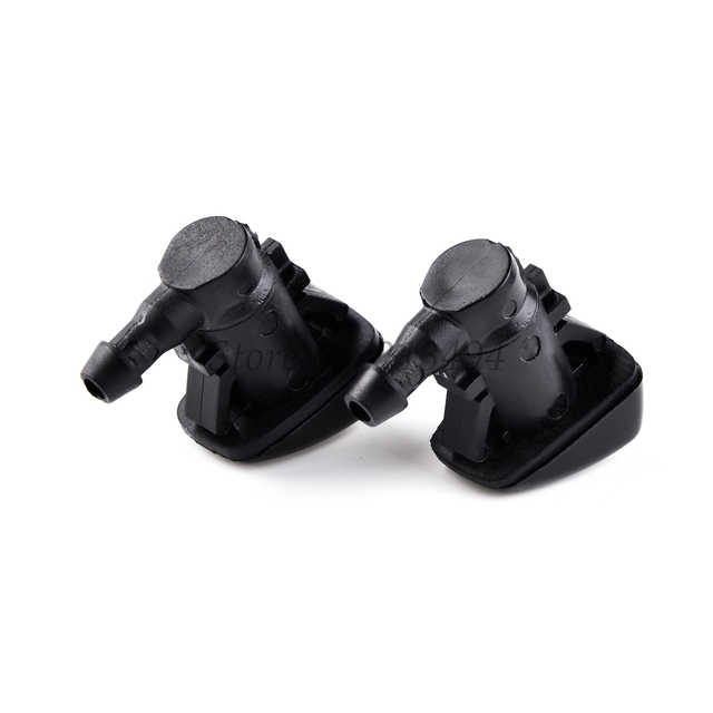 NICECNC Front Windshield Washer Spray Nozzle JET For Jeep Grand Cherokee 2005-2010 AM-337460568 55079049AA