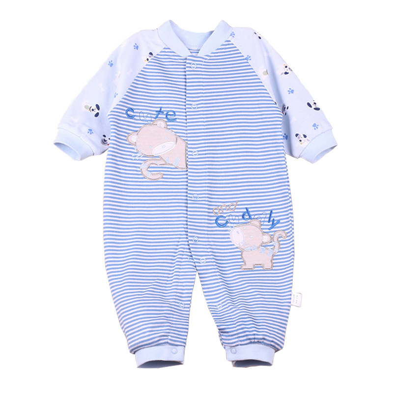 2018 BABY Rompers Cotton Animal Cat Autumn Long Sleeve Overalls Costume for Newborn Baby Boy Girl Clothes Roupa Bebes Clothing baby rompers cotton long sleeve 0 24m baby clothing for newborn baby captain clothes boys clothes ropa bebes jumpsuit custume
