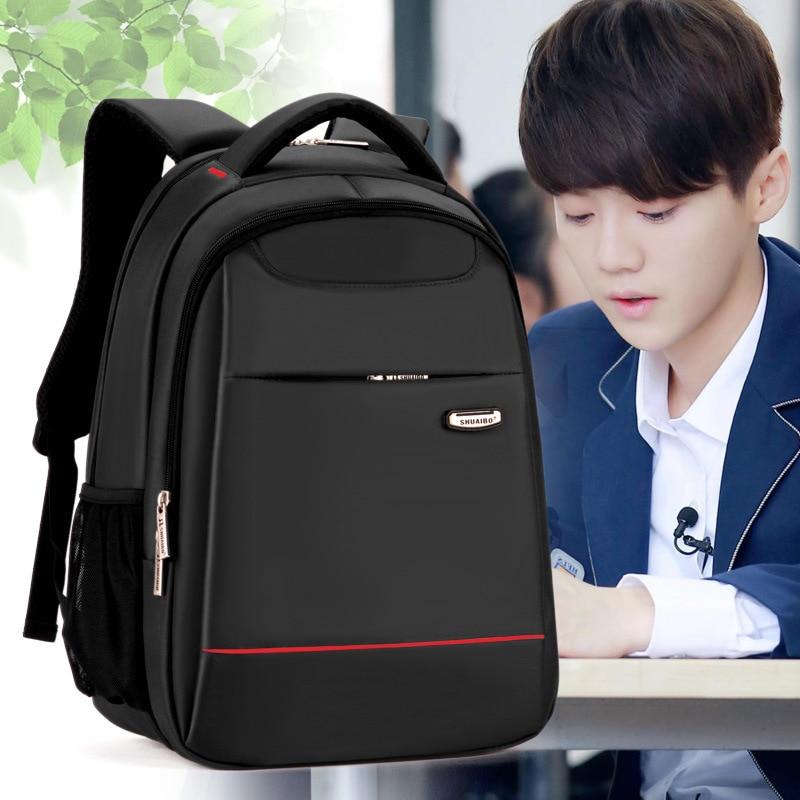ФОТО 2016 New Designed Men's Backpacks Mochila for Laptop 14 Inch 15 Inch Notebook Computer Bags Men Large Backpack School knapsack