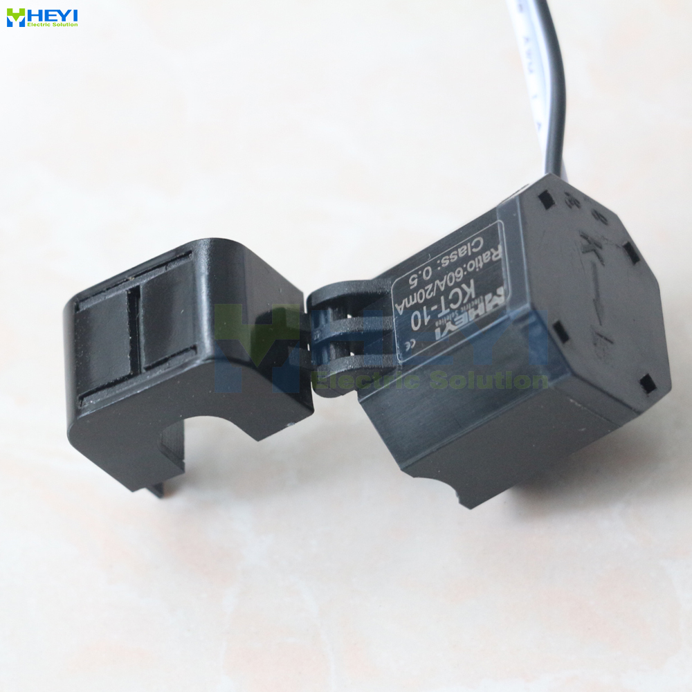 hight resolution of heyi split current transformers kct 10 60a20ma