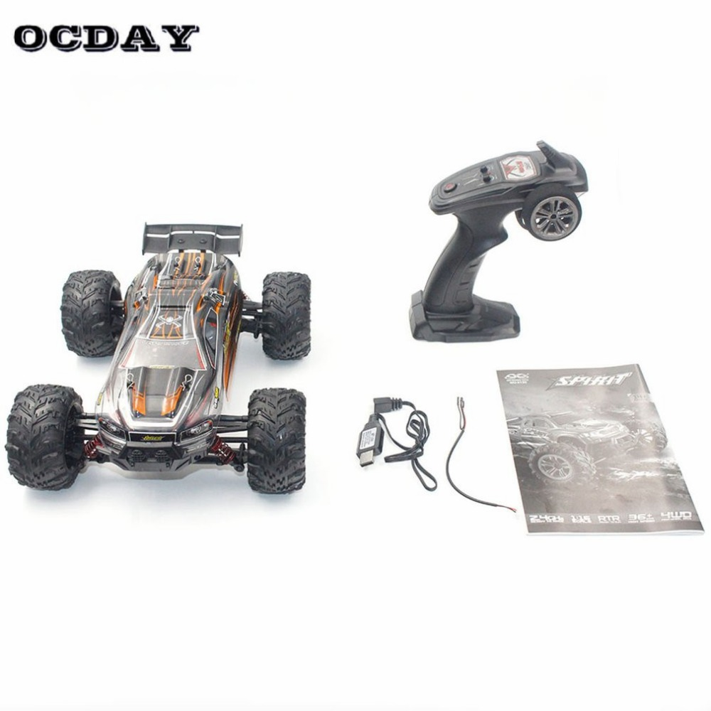 Professional RC Car 1:16 High Speed High Motors Drive Buggy Car Remote Control Radio Controlled Machine Off Road Cars Model Toys