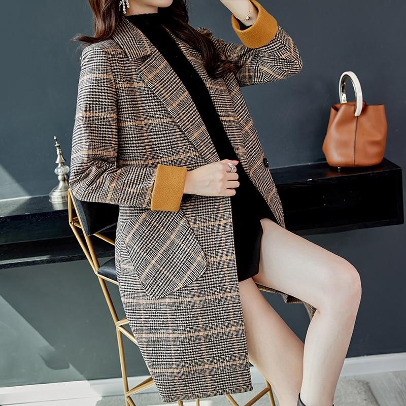 Autumn Winter Women Coats