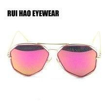 RUI HAO EYEWEAR Sunglasses Women Polarized Sunglasses Women Glasses Fashion Aviator Driving Goggles Brand Design oculos de sol