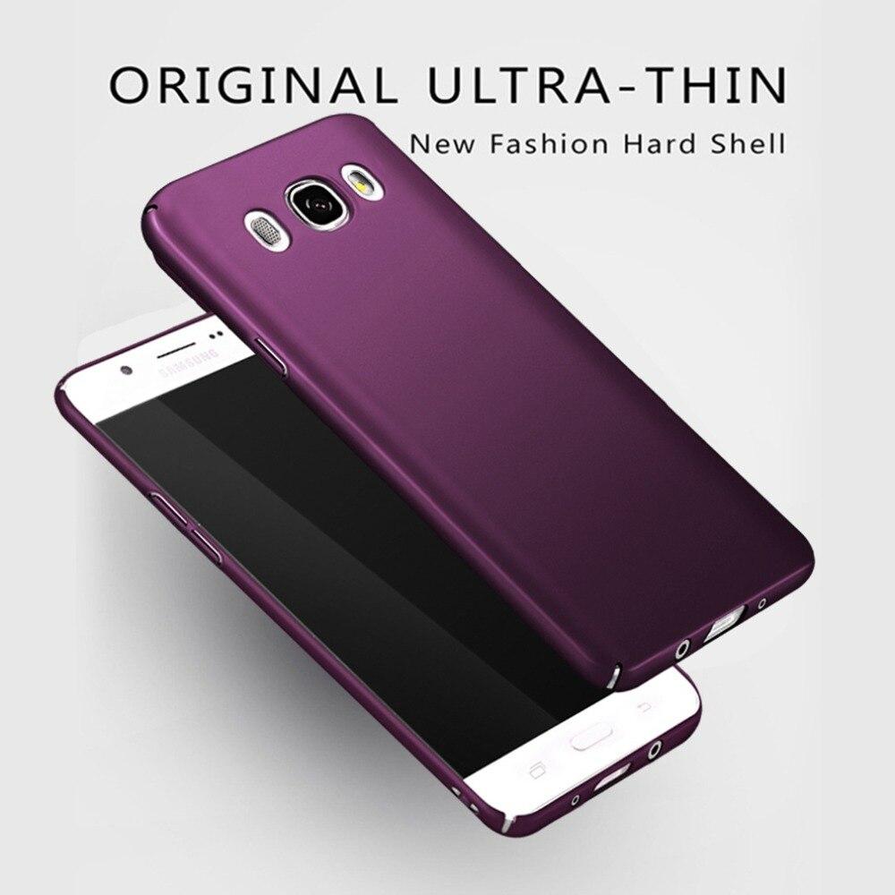 Galleria fotografica For Coque Samsung Galaxy j5 2016 Phone Case 360 Portector Bumper Hard Case For Samsung Galaxy j5 2016 j510 j510f Cover