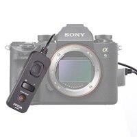 FOTGA RM VS1 Shutter Release Remote Controller Commander for Sony RX10 HX50 HX60 A7R A7 A7S A7II A7RII A7SII A7M2 A7RM2 A7S2